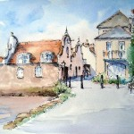 Topsham - Watercolours